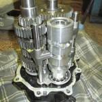 Oprava prevodovky BMW R 1200 RS