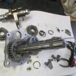 Oprava prevodovky Harley Davidson